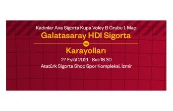 Maça Doğru | Galatasaray HDI Sigorta - Karayolları