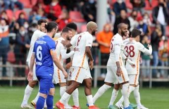 Galatasaray'da milli ara sonrası yoğun mesai!
