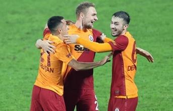 Galatasaray'dan 16 yıl sonra bir ilk!