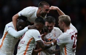 Galatasaray'ın Çaykur Rizespor maçı kadrosu