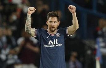 Messi, PSG'yi galibiyete taşıdı!