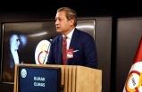 Galatasaray'da Başkan Burak Elmas'a büyük yetki