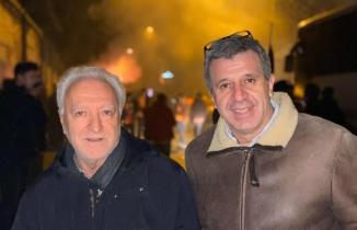 Kadıköy Ağlıyor, Florya Yanıyor! (Fenerbahçe - Galatasaray: 1-3)