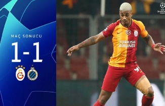 Ajans 1905 Galatasaray-Club Brugge Maç Sonu Özel Canlı Yayını
