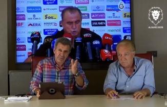 Galatasaray'a Şok! Fatih Terim PFDK'ya Sevk Edildi...